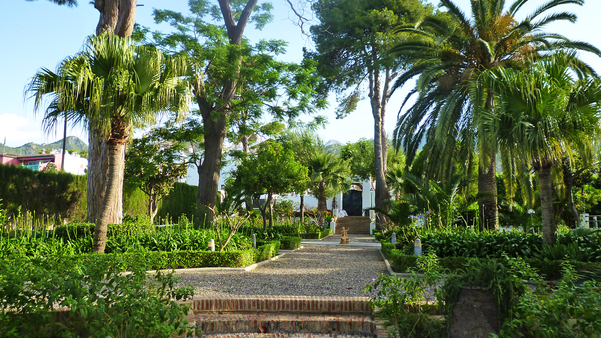 Empresa de Jardines Málaga. Jardines Molymar